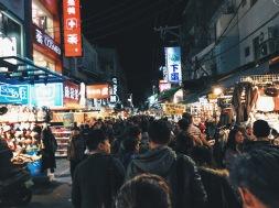 Shilin Night Market Taipei