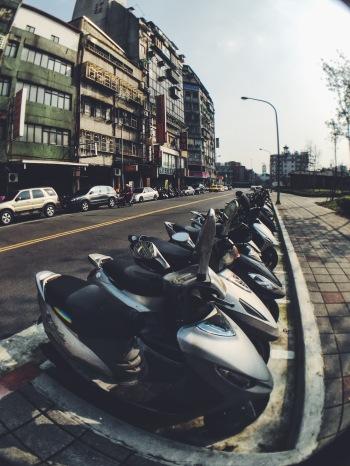 Motorcycles Taipei