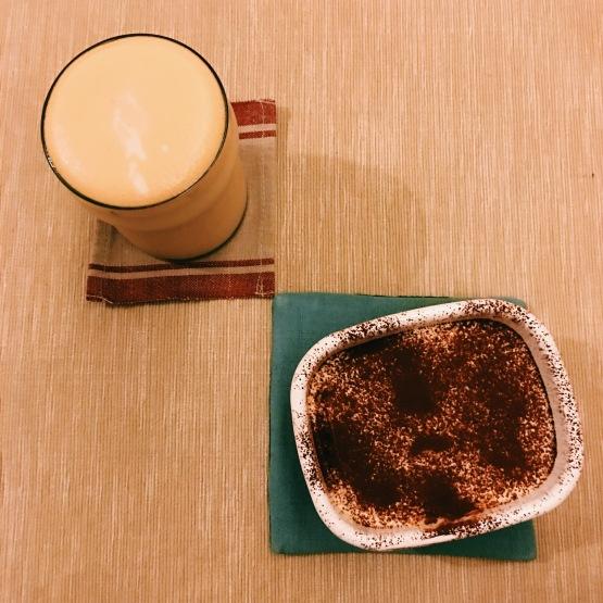 Nido coffee and tiramisu Taipei