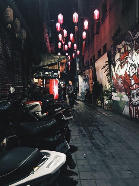Ximending Taipei