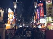 Ximending at night