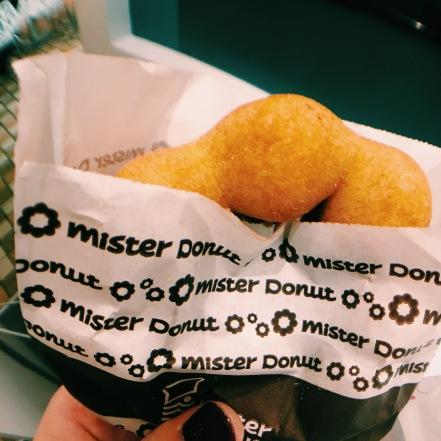 Mister Donut Taipei