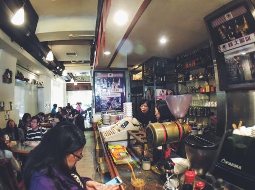 Fong Da Coffee Ximending Taipei