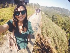 Maokong selfie
