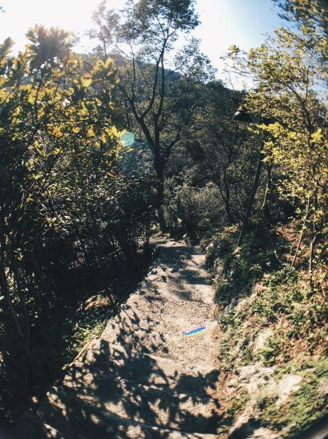 Maokong trail