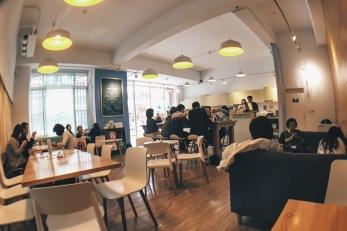 Triple E Coffee, Beitou, Taipei