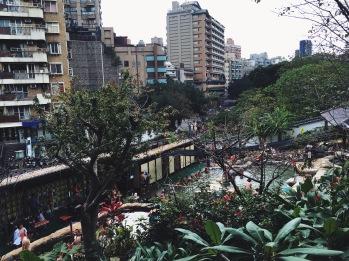 Millenium Hot Spring, Beitou, Taipei