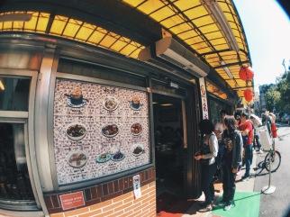 Yongkang Beef Noodle, Taipei
