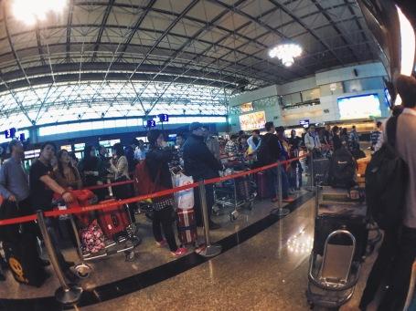 Taipei airport lines