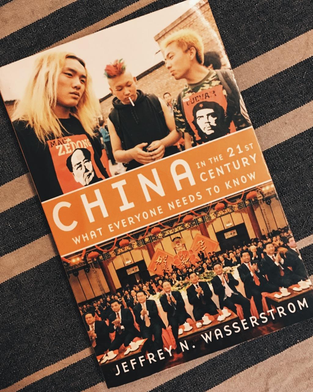 Wasserstrom's China in the 21st Century