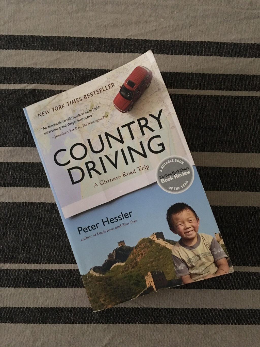 Peter Hessler's Country Driving