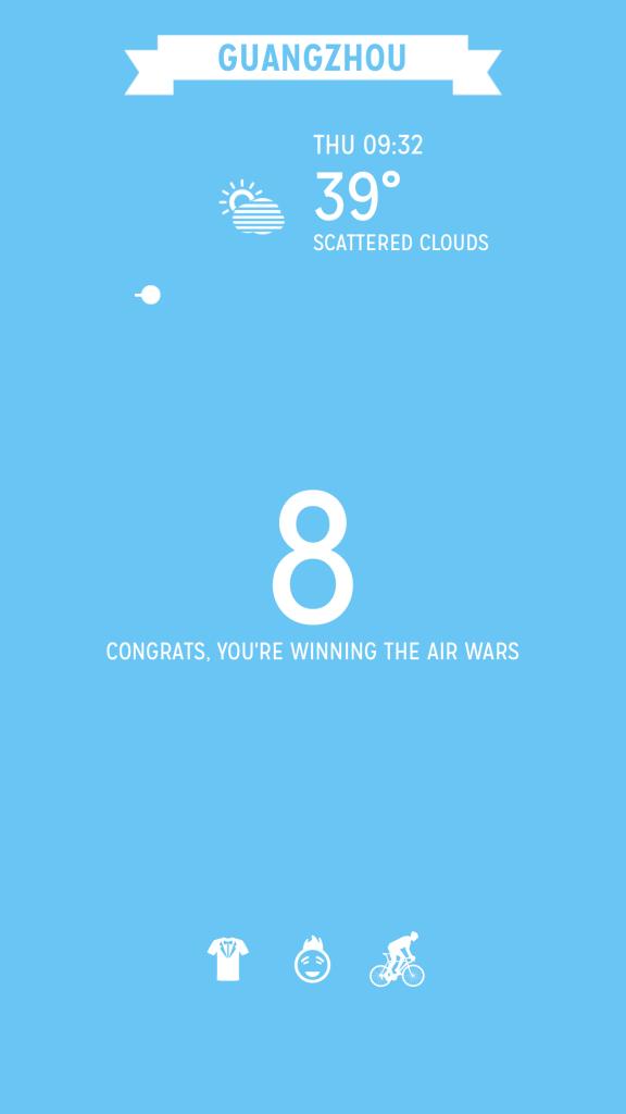 Airpocalypse app