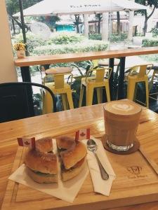 Feel More Coffee & Bagels, Tianhe, Guangzhou