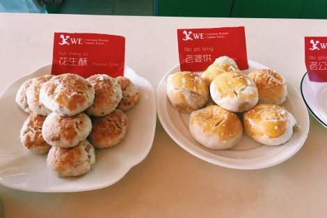 WE Events Cantonese Pastry Cooking Class