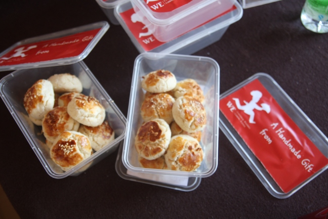 WE Events Cantonese Pastry Cooking Class at Karma in Guangzhou