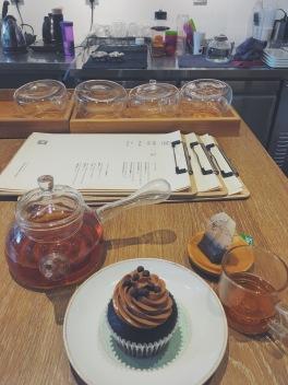 Nagi tea room in Taojin, Guangzhou