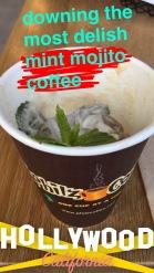 Philz Coffee Snapchat
