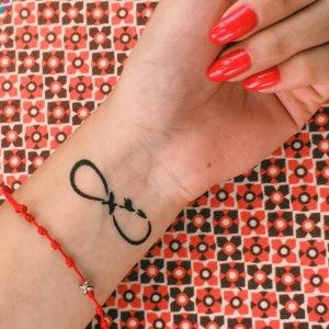 Henna tattoo in Jeonju