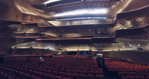 Guangzhou Opera House theater