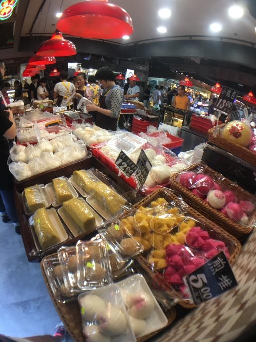 HK wet market