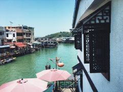 Tai O Village Hong Kong
