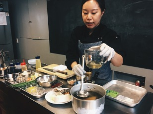 Ongo Food Communications cooking class
