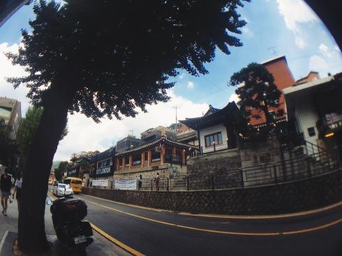 Samcheon-dong, Seoul, Korea