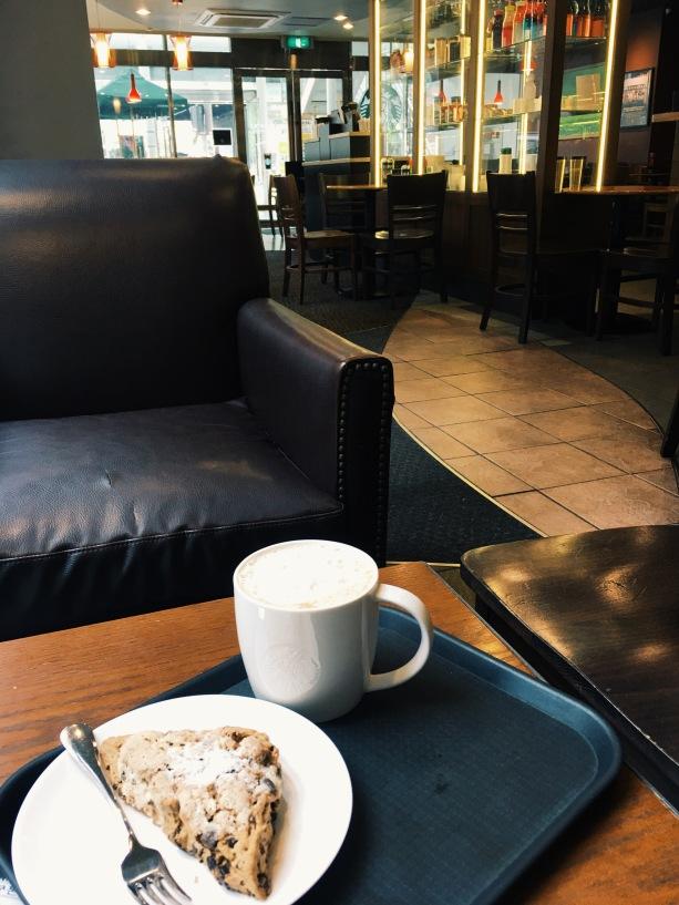 Sinchon Starbucks