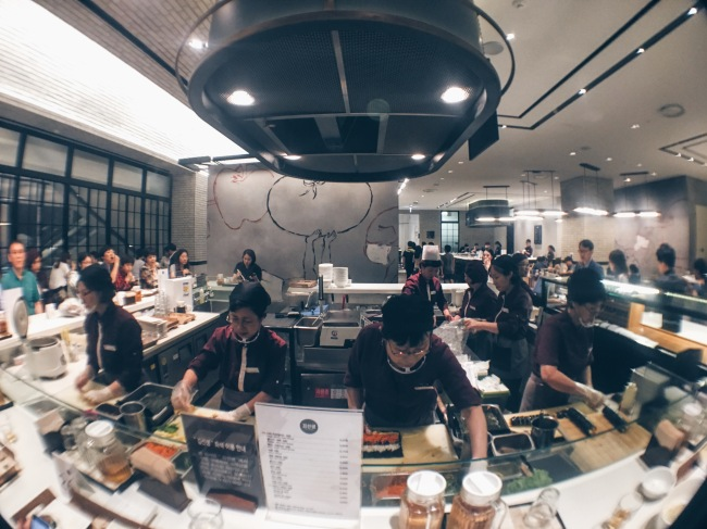 Shinsegae Food Hall, Seoul