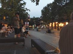 Jeonju at night