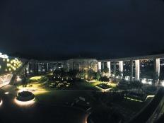 Busan Lotte Department Store rooftop views