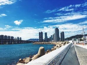 Busan's Marine City