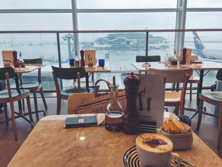 HK Airport PizzaExpress