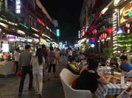 West Street, Yangshuo, Guilin, China