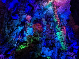 Reed Flute Cave in Guilin