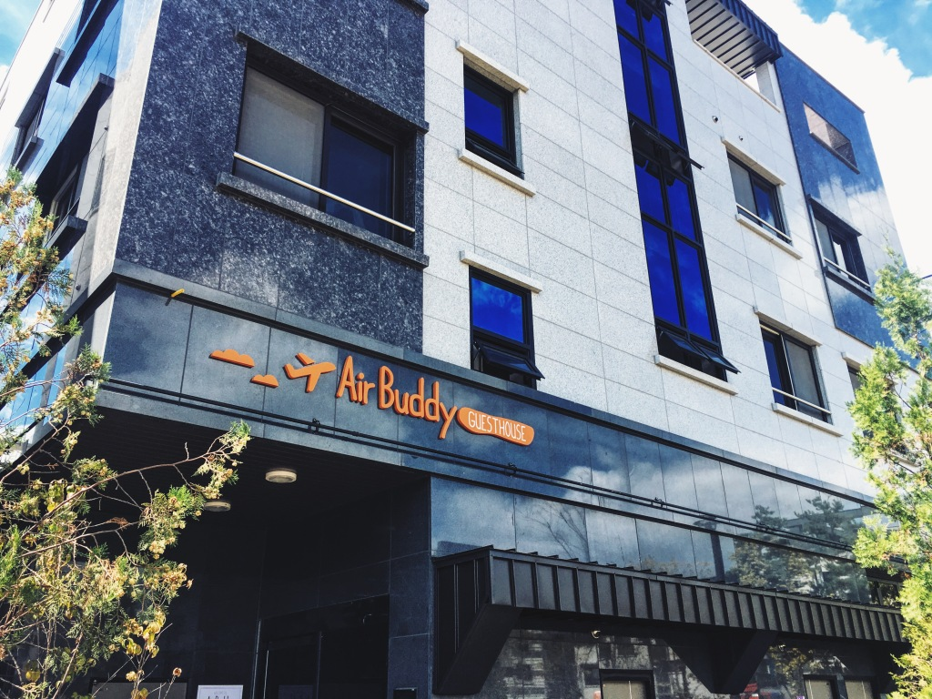 AirBuddy Guesthouse, Incheon, South Korea