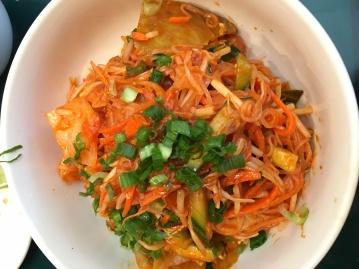 Vietnamese cold noodles