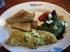 Stanford omelette