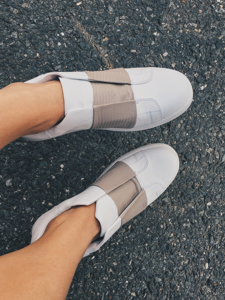 New Vince sneakers from Saks Fifth Avenue