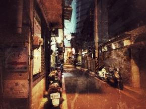 Tainan streets
