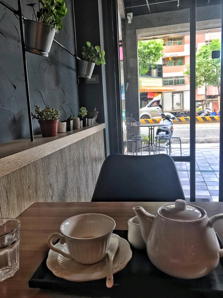 FuYu Coffee in Tainan