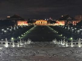 Taipei night scenes