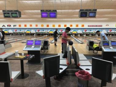 Tainan bowling