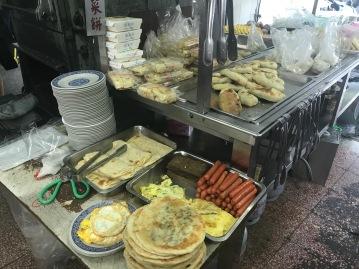 Sheng Li Breakfast in Tainan