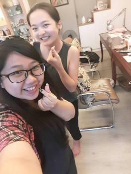 Love Shan Nails in Tainan