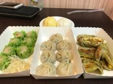 Lunch on Tainan's Yule Street