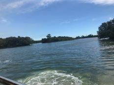 Anping boating