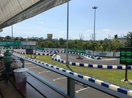 Race track in Kaohsiung