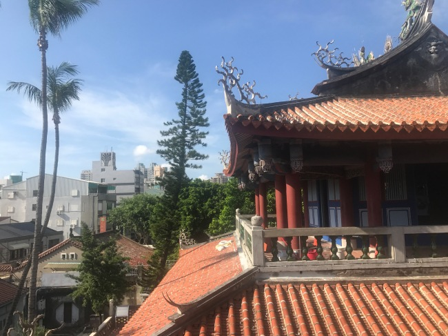 Chikan Tower in Tainan