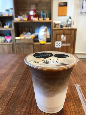 New coffee shop in Tainan